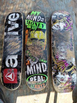 Used Sk8board decks for Sale in Selma, CA