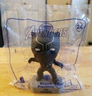 Avengers McDonalds Toys #24 Black Panther for Sale in San Diego, CA