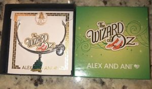 Alex & Ani Wizard of Oz Emerald City Bangle Retired HTF Discontinued for Sale in Tamarac, FL