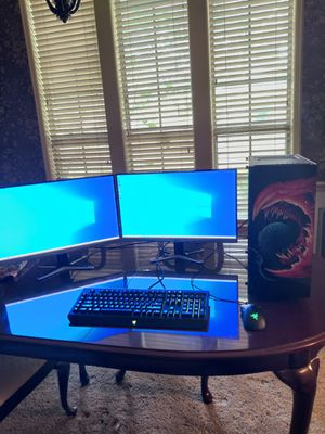 Gaming Computer Setup for Sale in Flower Mound, TX