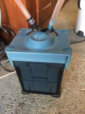 API Rena Filstar 2 canister filter for fish tank aquarium for Sale in Fontana, CA
