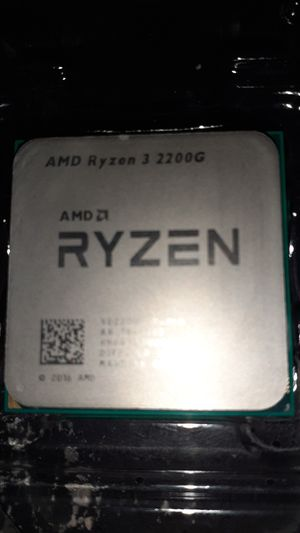 Ryzen 3 2200G for Sale in Monroe City, MO