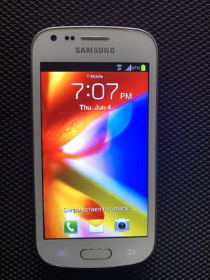 Unlocked 3G Phone Samsung Galaxy Ace II 2 GB White for Sale in Upper Arlington, OH