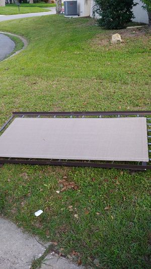 Collapsible cot for Sale in Holiday, FL