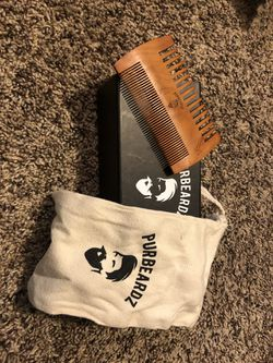 Purbeardz brush and comb set for Sale in Prattville,  AL