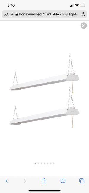 Honeywell Linkable Shop Lights for Sale in Atlanta, GA