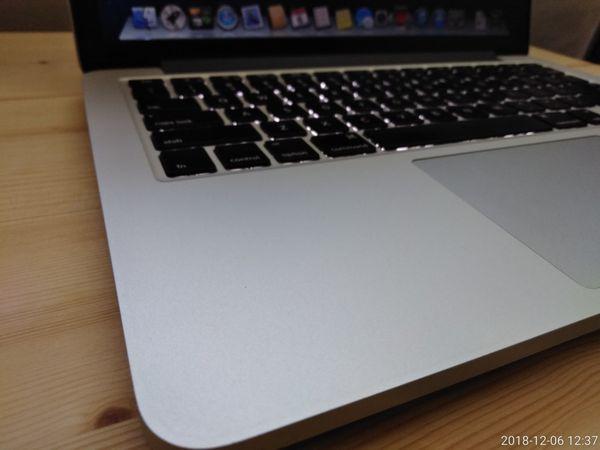 MacBook Pro 13-inch, Retina late 2012