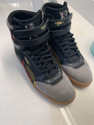 Exclusive puma shoes & track jacket for Sale in Torrance, CA