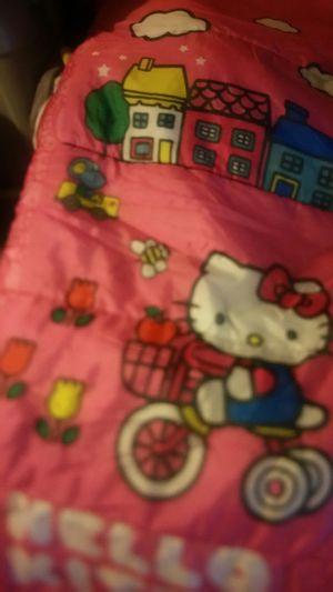 Hello kitty sleeping bag for Sale in Hillsboro, OR