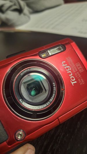 Olympus Tg-4 Camera with Charging cable and memory card for Sale in San Lorenzo, CA