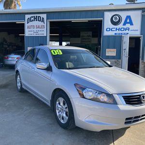 09 HONDA ACCORD LX 103K for Sale in Hanford, CA