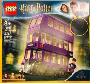 Lego, Harry Potter, Set 75957, The Knight Bus, Brand New for Sale in Irwindale, CA