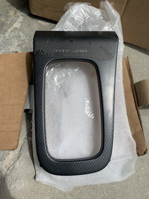Integra Type-R OEM carbon shifter bezel for Sale in Santa Monica, CA