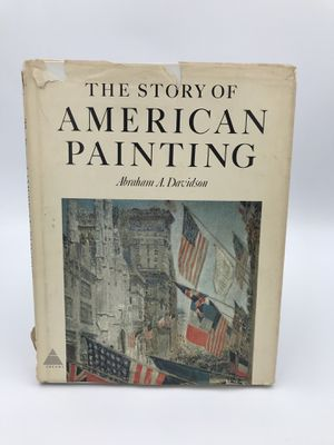 """The Story Of American Painting"" Art History Book for Sale in Alameda, CA"