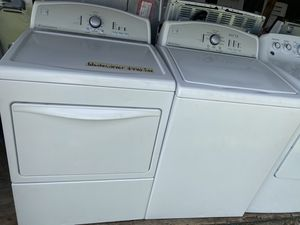 Washer and electric dryer for Sale in Lake Wales, FL