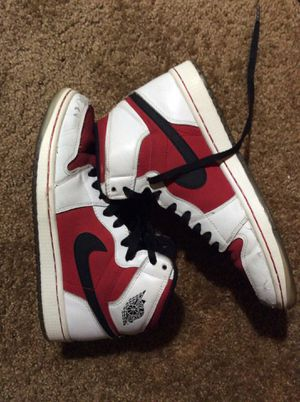 Nike Air Jordan 1 Carmine size 8 men for Sale in San Diego, CA