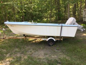 1967 Arrowglass 14ft. Boat and Trailer. for Sale in Spotsylvania Courthouse, VA