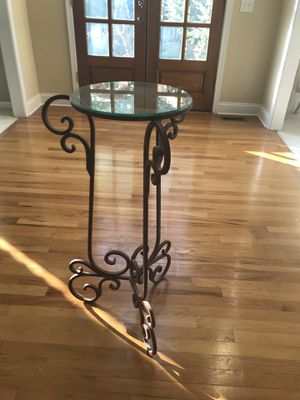 Wrought Iron plant stand for Sale in Duluth, GA