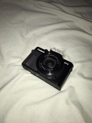 Canon g7x mark ii for Sale in Poinciana, FL