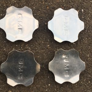 Gmc Caps Set Of 4 for Sale in East Wenatchee, WA