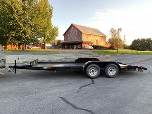 Brand new car trailer for Sale in Waynesboro, PA