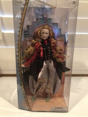 Alice through the Looking Glass collectible doll for Sale in Los Angeles, CA