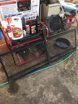 Rack for camping or whatever else for Sale in Visalia, CA