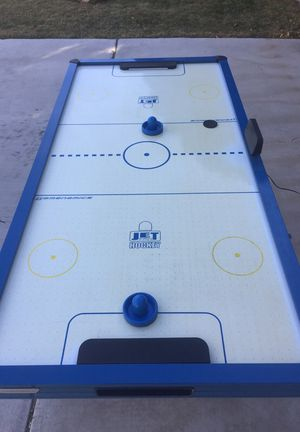 Jet fan air hockey table for Sale in Las Vegas, NV