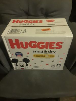 Huggies Snug & Dry for Sale in Chicago, IL