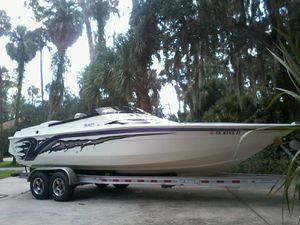 2000 VELOCITY 26FT for Sale in Deltona, FL