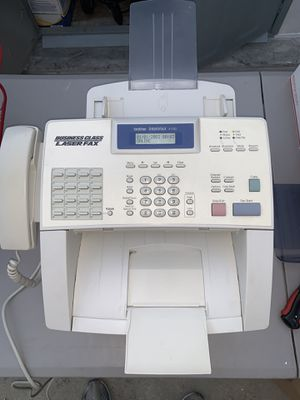 Brother FAX4100E IntelliFax Plain Paper Laser Fax/Copier for Sale in Upland, CA