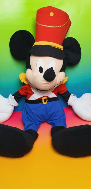 Disney Mickey Mouse 32 Inch Plush Toy for Sale in Santa Ana, CA