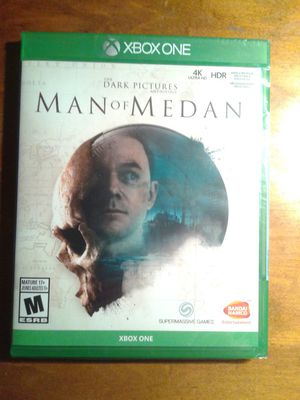The Dark Pictures Anthology: Man Of Medan (Xbox 1) for Sale in San Francisco, CA