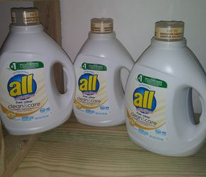 All Detergent-Free Clear Clean & Care for Sale in Conyers,  GA