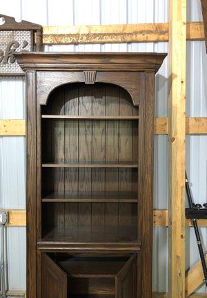 Oak Bookcase for Sale in Minocqua, WI