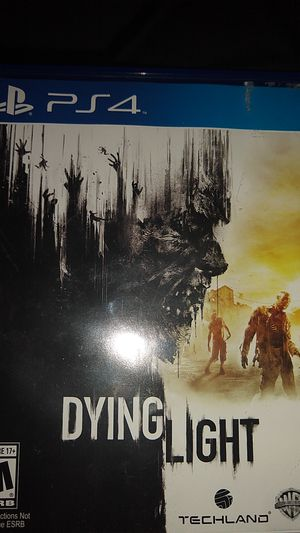 Dyinglight PS4 game for Sale in Grand Rapids, MI