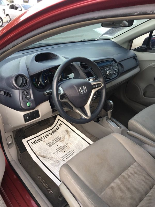 2010 Honda Insight $1,500 Down