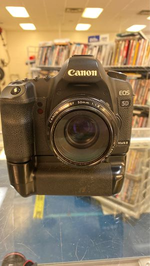 Canon Camera! (Layaway- 75$ Down) for Sale in Houston, TX