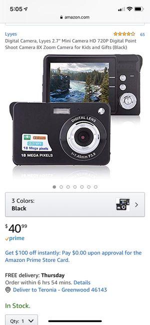 Digital camera for Sale in Aurora, IN