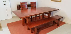 Treviso Kitchen or Dining Table for Sale in HALNDLE BCH, FL