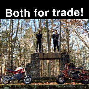 Coleman CT-200U and Razor RSF 650 (For Trade) for Sale in Orange, CT