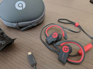 authentic Beats by Dr. Dre headphones - Powerbeats - many colors - Certified Refurbished for Sale in Austin, TX