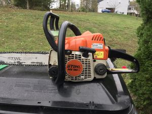Stihl Ms180c chainsaw good condition for Sale in Stafford, VA