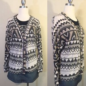 Tilly's Full Tilt Aztec Tribal Cardigan for Sale in Puyallup, WA