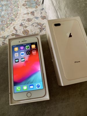 IPHONE 8PLUSE like new / 64gb / factory unlocked for Sale in Vienna, VA