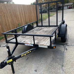 Trailer 5x8 Con Título Excelentes Condiciones for Sale in Irving, TX