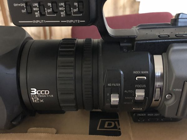 Sony DSR-PD170