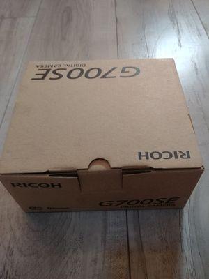 Ricoh G700se digital Bluetooth camera for Sale in San Diego, CA