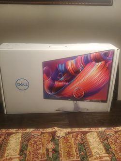 Dell S2721HS 27 Inch Full HD 1920 x 1080, AMD FreeSync, IPS Ultra-Thin Bezel Monitor, Tilt and Swivel, Silver for Sale in Dunwoody,  GA