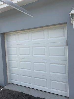 New garage door hurricane proof installation included for Sale in Miami, FL